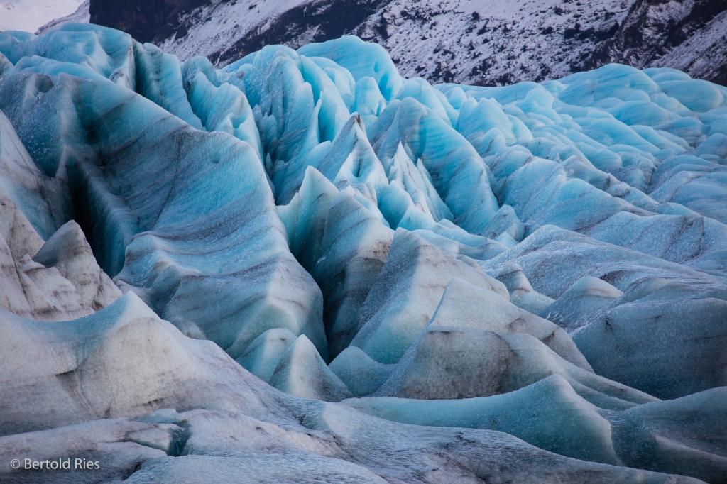 Skatafell Gletscher, Island