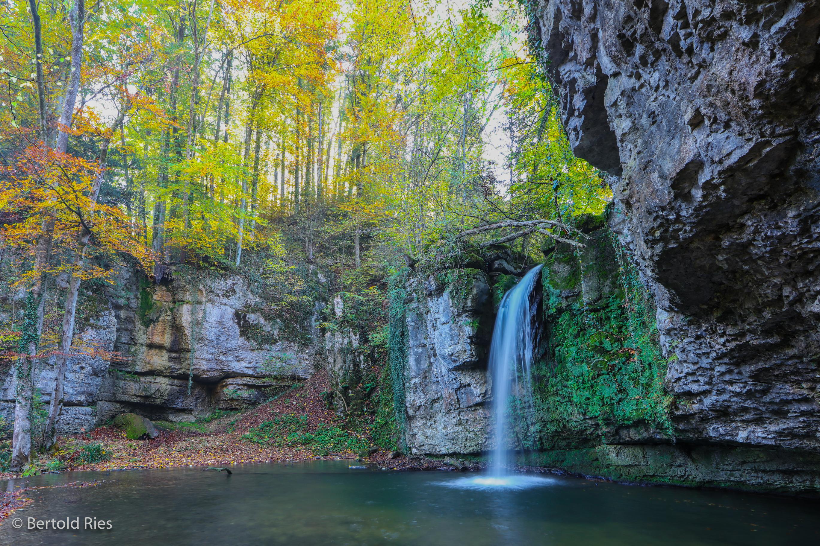 Giessen Wasserfall