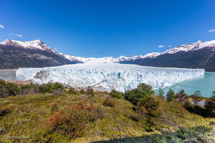 Perito Moreno Gletscher, Patagonien, Argentinien