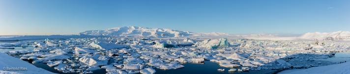 Jökulsarlon Gletscherlagune, Island