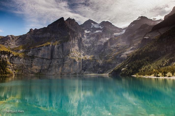 Oeschinen See, Schweiz